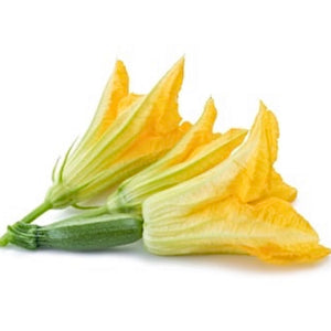Zucchini Flowers Fresh from a Local Victorian Farmer - punnet