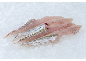 "FRESH FISH - Flathead Tails fillets ""Skin-Off"" from Victoria **FRESH DAILY** (order by 11.59pm for next day delivery)"