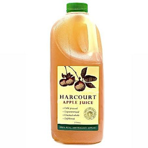 apple juice harcourt