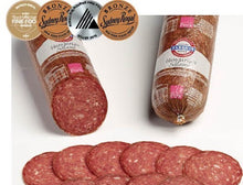 Load image into Gallery viewer, Salami - Hungarian sliced (mild) by Fabbris