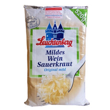 Load image into Gallery viewer, Sauerkraut Mild Wine flavour - Leuchtenberg Original   520g