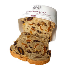 Load image into Gallery viewer, Bread - BACK HAUS BAKERY - Rich Fruit Loaf    ***BAKED FRESH DAILY***    New Line