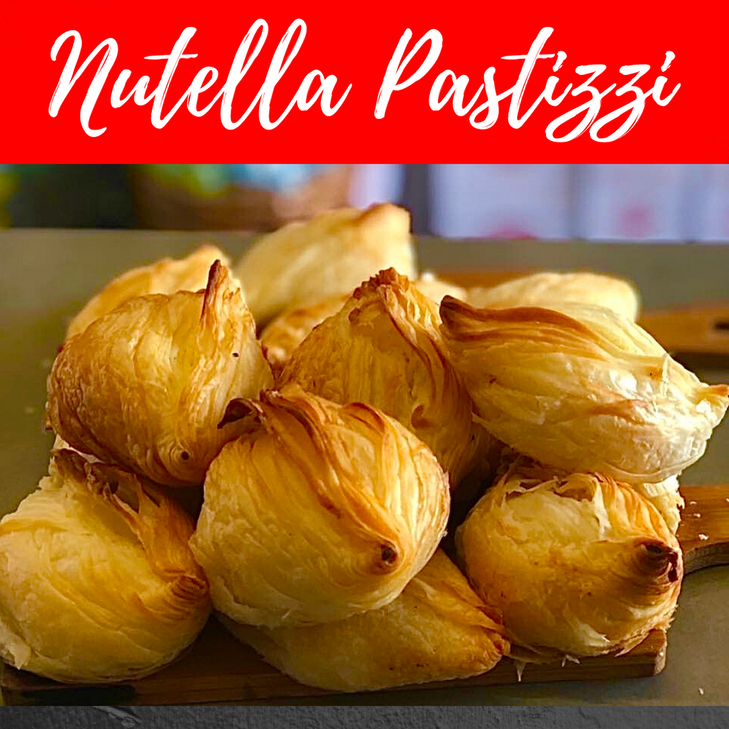 Pastizzi - Nutella by The Original Maltese Pastizzi Co.
