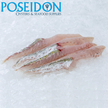 "Load image into Gallery viewer, FRESH FISH - Flathead Tails fillets ""Skin-Off"" from Victoria **FRESH DAILY** (order by 11.59pm for next day delivery)"