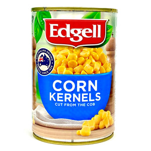 "Corn - Kernels whole ""Cut From The Cob"" by Edgell 100% Australian Grown - 400g"