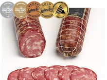 Load image into Gallery viewer, Salami - Sopressa sliced (mild)  **GOLD MEDAL winner** by Fabbris