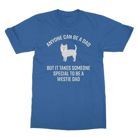 Image of Special Westie Dad Softstyle T-shirt