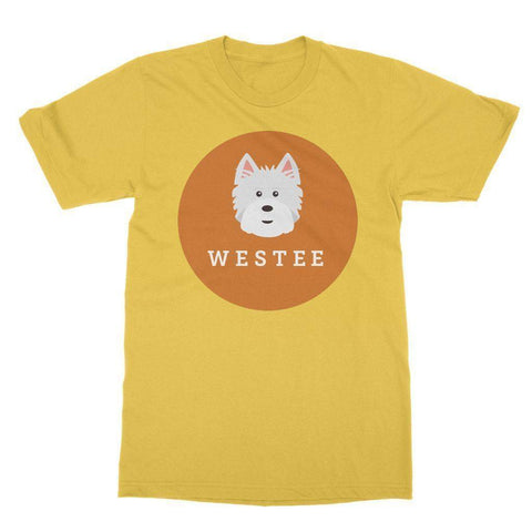 Image of Westee Softstyle T-shirt Apparel kite.ly S Daisy