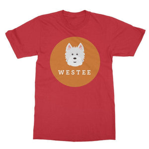 Westee Softstyle T-shirt Apparel kite.ly S Red