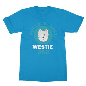 World's Best Westie Dad Tee Apparel kite.ly