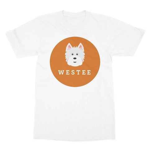 Westee Softstyle T-shirt Apparel kite.ly S White