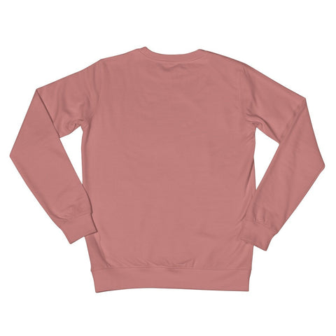 Santas Little Yelper Crew Neck Sweatshirt Apparel kite.ly