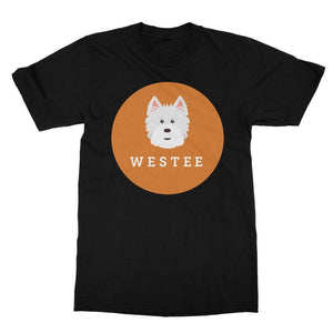 Westee Softstyle T-shirt Apparel kite.ly S Black