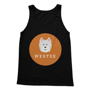 Westee Softstyle Tank Top Apparel kite.ly S Black