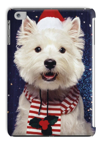 Image of Christmas Westie Tablet Cases Phone & Tablet Cases kite.ly iPad Mini 1/2/3 Gloss
