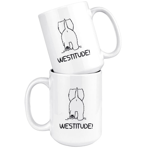 Westitude Mug Drinkware teelaunch