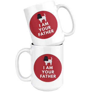 Darth Westie Mug - I am your father Drinkware teelaunch
