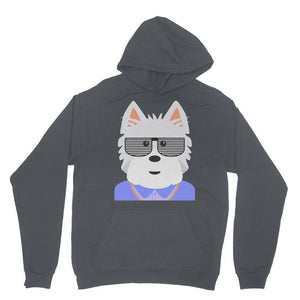 West.I.am Hoodie Apparel kite.ly XS Charcoal