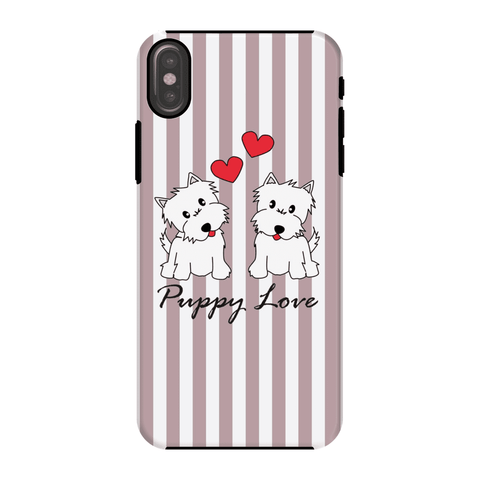 Image of Puppy Love Phone Case
