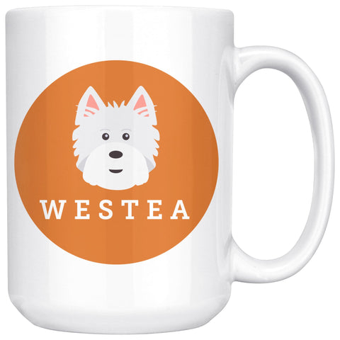 Image of Westea Mug Drinkware teelaunch 15oz Mug