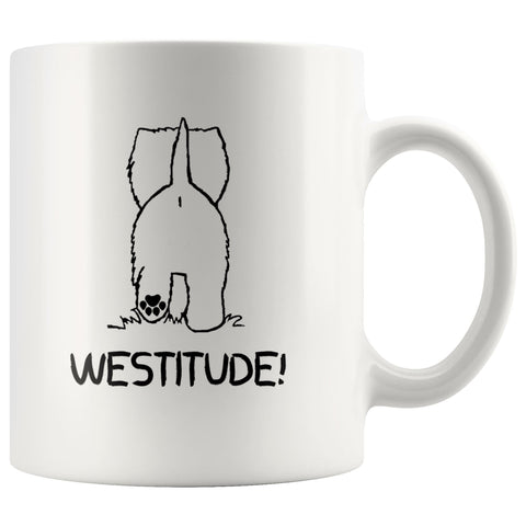 Westitude Mug Drinkware teelaunch 11oz Mug