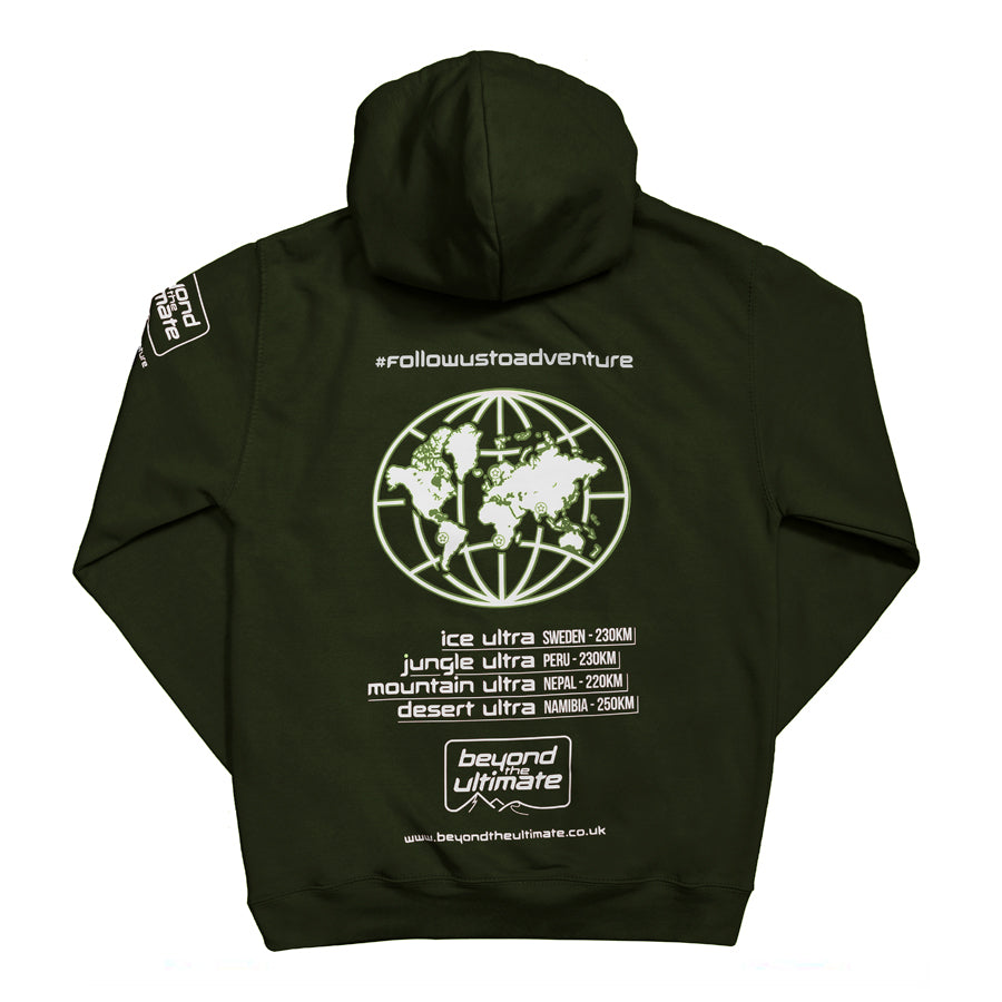 BTU Jungle Ultra Hoodie