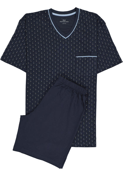 Gotzburg heren shortama, 451504, NAVY