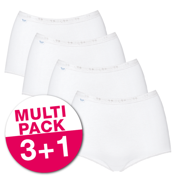 SLOGGI BASIC+ Maxi 4 PACK