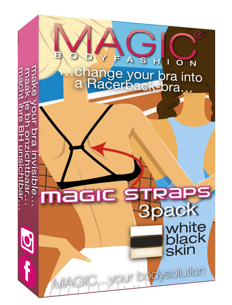 MAGIC STRAPS (te kruisen op je rug)