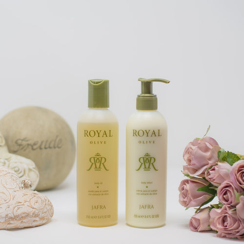 Jafra Royal Olive Set - Schweitzer Onlineshop