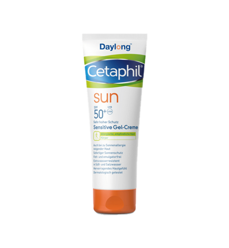 Cetaphil® Sun Daylong™ Sensitive Gel-Creme SPF50+ 100ml - Schweitzer Onlineshop