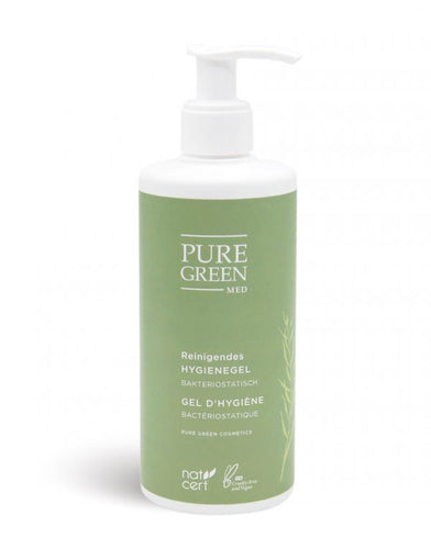 Pure Green MED - Reinigendes Hygienegel 300 ml - Schweitzer Onlineshop
