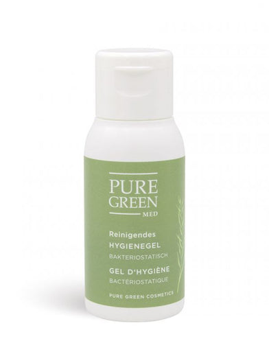 Pure Green MED - Reinigendes Hygienegel 50 ml - Schweitzer Onlineshop