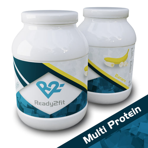 Ready2fit Multiprotein 750g - Schweitzer Onlineshop