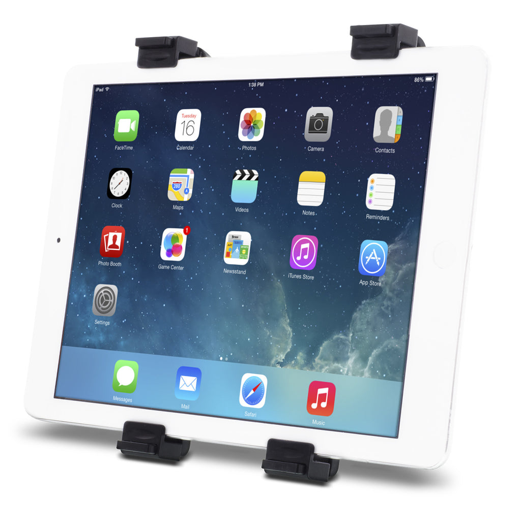 Universal Tablet Air Vent Car Mount Holder With 360 Rotating Swivel Ventilation T360 For All Tablets