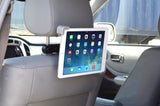 Universal 360° Degree Rotating Tablet Car Headrest Grip Mount for iPad, Galaxy, & all Tablets up to 11""