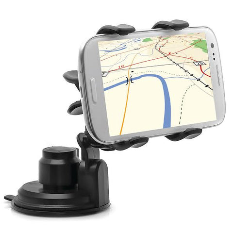 Intek Tough Car Windshield & Dashboard Mount