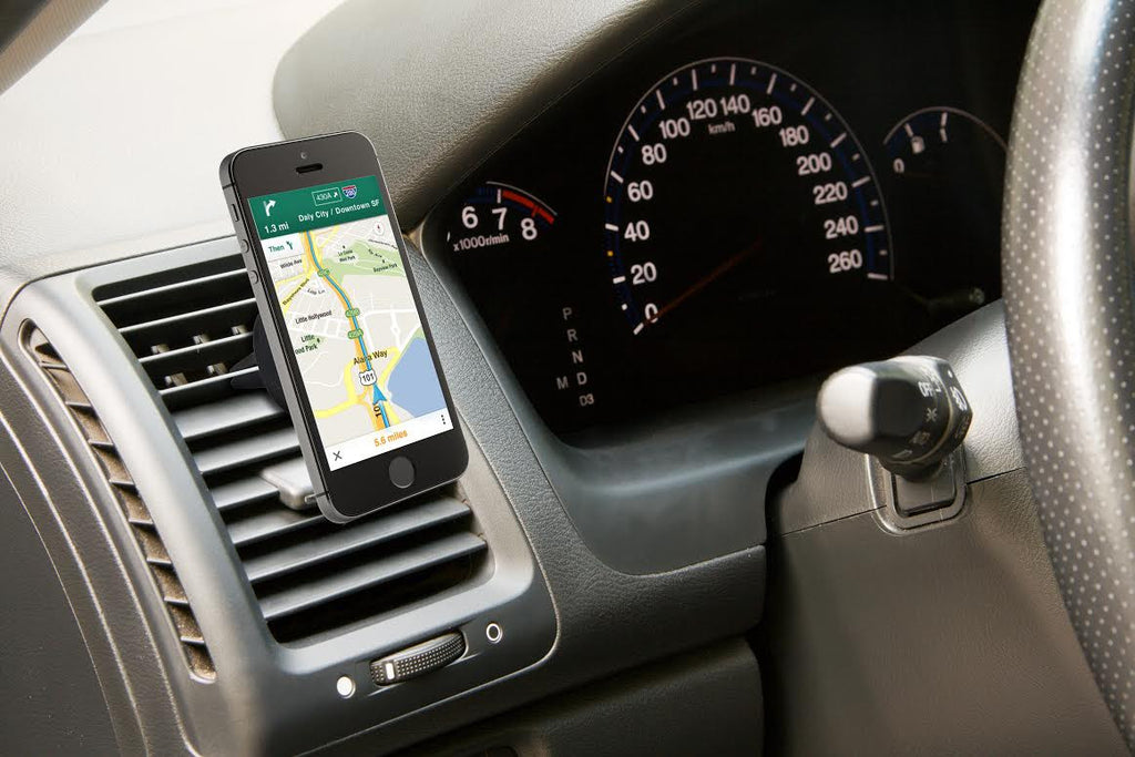 Gps Car Mount: Okra Universal Magnetic Vent Car Mount For All