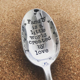Personalised Silver Plated Cutlery - Handmade - Custom made