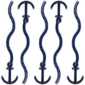 "6"" Anchor Swizzle Sticks/Cocktail Picks"