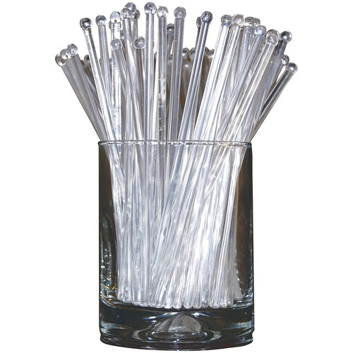 Crystal Round Swizzle Sticks