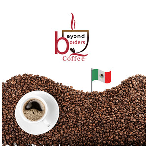 12-oz bag Certified Organic Mexican beans (CAF or DECAF)