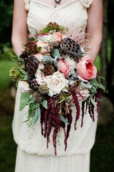 Victorian inspired bouquet
