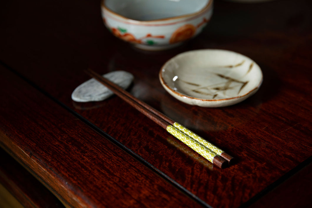 Hashi: chopsticks