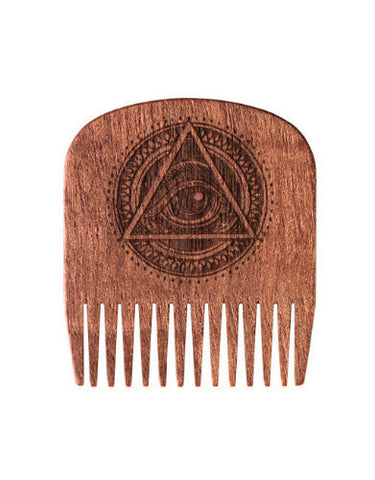 Big Red Comb No.5 All-Seeing Eye