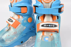 Micro Skate MJ Combo Pack (w/ helmet and pads)