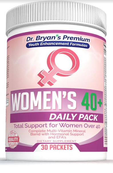 Women's over 40 daily pack