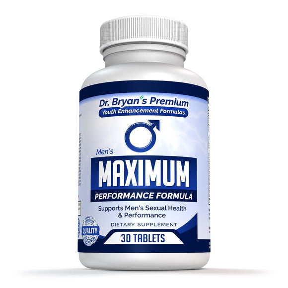 Men's Maximum Performance Formula