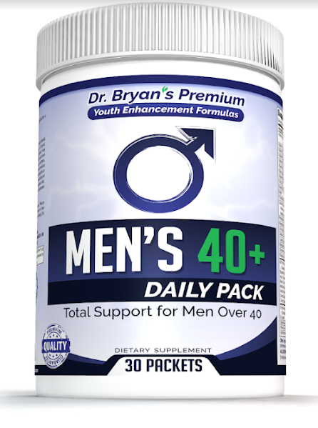 Men's Wellness Over 40 Daily Packs
