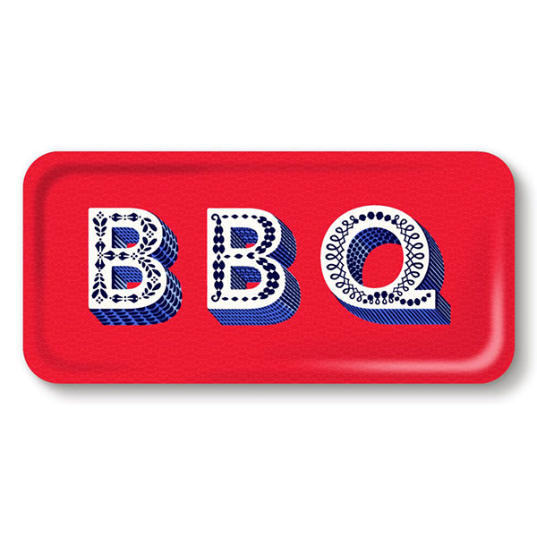 BBQ Tray - The Power Chic